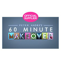 We Supplied Peter Andre 60 Minute Makeover